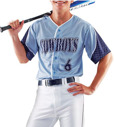 ff98af5cb S0001 – Customized Sublimated Prosphere Baseball Jerseys